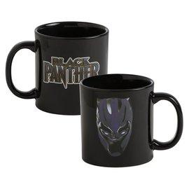 Vandor Tasse - Marvel - Black Panther Réactive à la Chaleur 20oz