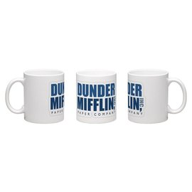 Chez Rhox Tasse - The Office - Dunder Mifflin Inc. Paper Company 11oz