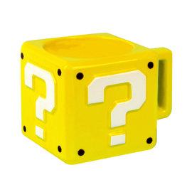 Paladone Tasse - Nintendo - Super Mario Question Block 12oz