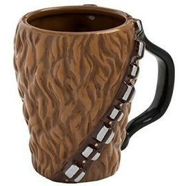 Vandor Mug - Star Wars - Chewbacca Scuplted 20oz