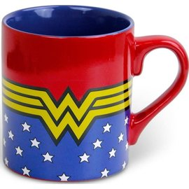 Silver Buffalo Tasse - DC Comics - Wonder Woman Classique 14oz