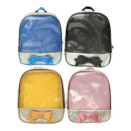 Ita Backpack - Ita - 1 Pocket Holographic with Bow
