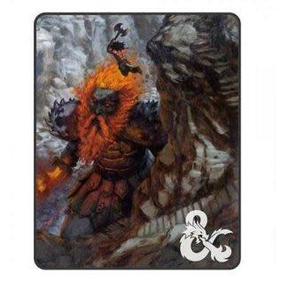 Bioworld Couverture - Dungeons & Dragons - Géant de Feu Jeté en Peluche