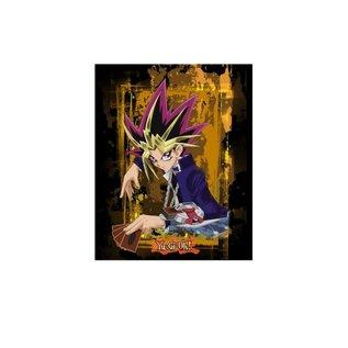 Bioworld Couverture - Yu-Gi-Oh! - Time to Duel Jeté en Peluche