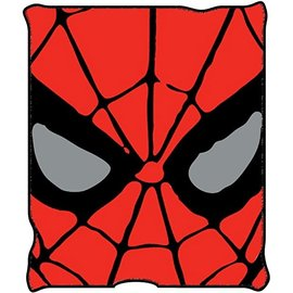 Silver Buffalo Blanket - Marvel - Spider-Man Fleece Throw
