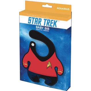 Aquarius Bavette de bébé - Star Trek - Uhura Ingéniérie Rouge