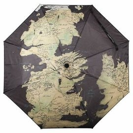 Bioworld Parapluie - Game of Thrones - Carte de Westeros