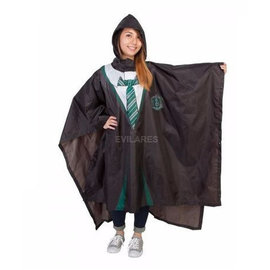 Bioworld Poncho - Harry Potter - Slytherin House Robe One Size