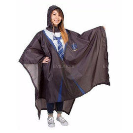 Bioworld Poncho - Harry Potter - Uniforme Maison Serdaigle Taille Unique