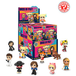 Funko Blind Box - DC Comics - Birds of Prey Mystery Minis Figurine