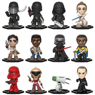 Funko Boîte mystère - Star Wars - The Rise of Skywalker Figurine Mystery Minis