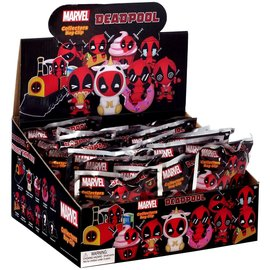 Monogram Blind Bag - Marvel - Deadpool Figurine Keychain Series 4