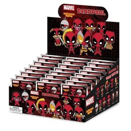 Monogram Sac mystère - Marvel - Deadpool Porte-clés Figurine Série 3