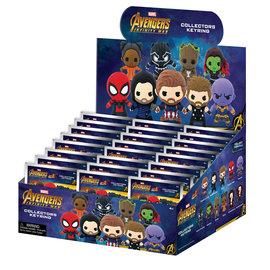 Monogram Sac mystère - Marvel - Avengers Infinity Wars Porte-clés Figurine