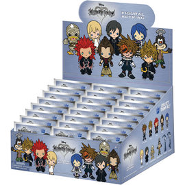 Monogram Sac mystère - Disney - Kingdom Hearts Porte-clé Figurine Série 3
