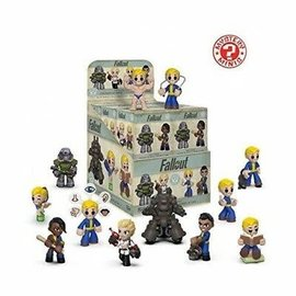 Funko Boîte mystère - Fallout - Fallout Figurine Mystery Minis Série 2 *Liquidation*