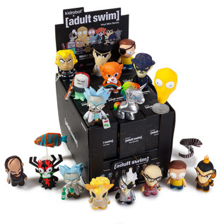 Kidrobot Boîte mystère - Adult Swim - Kidrobot Vinyl Mini Figurine