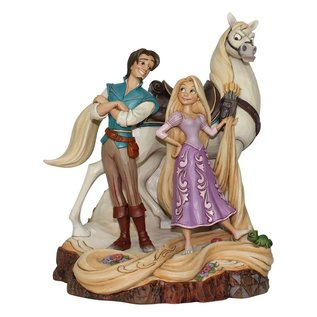 Enesco Showcase Collection - Disney Traditions - Raiponce: Vie ton Rêve par Jim Shore