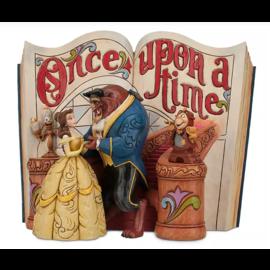 Enesco Showcase Collection - Disney Traditions - La Belle et la Bête: L'amour Dure Toujours par Jim Shore
