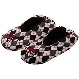 Bioworld Slippers - DC Comics - Harley Quinn Embroidered