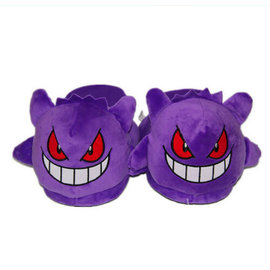 Bioworld Slippers - Pokémon - Gengar 3D