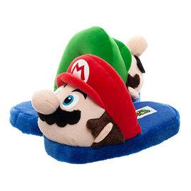 Bioworld Pantoufles - Nintendo - Super Mario: Mario et Luigi 3D
