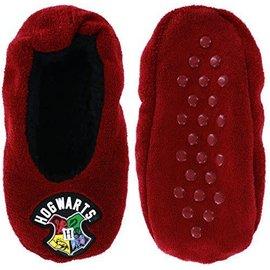 Bioworld Pantoufles - Harry Potter - Blason de Poudlard Rouge Pour Enfants