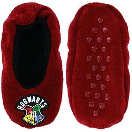 Bioworld Slippers - Harry Potter - Hogwarts Crest Red for Kids