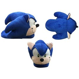 Bioworld Slippers - Sonic - Sonic 3D