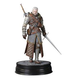 "Dark Horse Figurine - CD Projekt Red - The Witcher 3 Wild Hunt Geralt Grandmaster Ursine 9"""