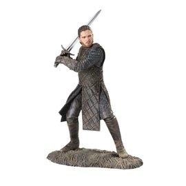 "Dark Horse Figurine - Game of Thrones - Jon Snow Battle of the Bastards 8"""