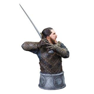 Dark Horse Figurine - Game of Thrones - Buste Jon Snow Battle of the Bastards