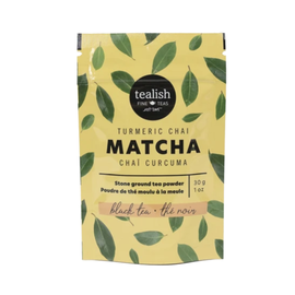 Tealish Drink - Tea - Turmeric Chai Matcha 1oz