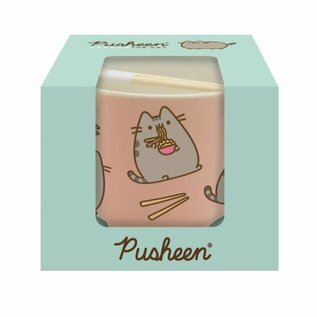 Our Name is Mud Bol - Pusheen - Bol à Ramen avec Baguettes
