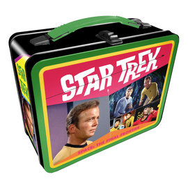 Aquarius Lunch Box - Star Trek - Space: The Original Frontier Tin