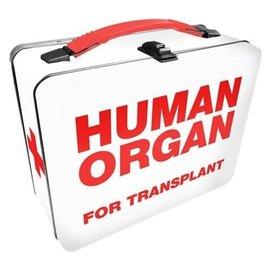 Aquarius Boîte à lunch - Générique - Organes Humains pour Transplantation en Métal