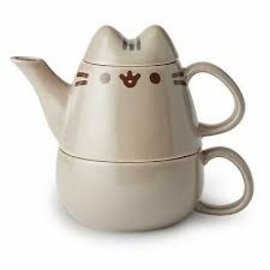 Our Name is Mud Teapot - Pusheen - Tea for One Set