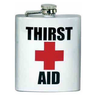 Spoontiques Flasque - Générique - Thirst Aid 7oz