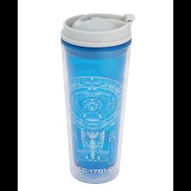 Vandor Travel Mug - Star Trek - NCC-1701-D Enterprise Insulating 16oz