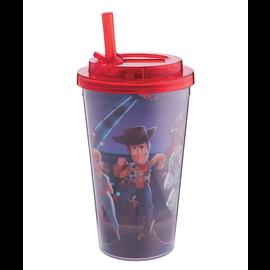 Vandor Travel Glass - Disney Pixar - Toy Story 4: Insulating with Straw 16oz
