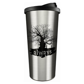 Spoontiques Travel Mug - Harry Potter - Always Insulating Stainless Steel 18oz