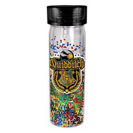 Spoontiques Travel Bottle - Harry Potter - Quidditch with Glitters