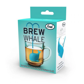 Fred Tea Infuser - Brew Whale - Whale