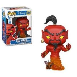 Funko Funko Pop! - Disney Aladdin - Red Jafar as Genie 356