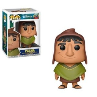 Funko Funko Pop! - Disney The Emperor's New Groove - Pacha 358