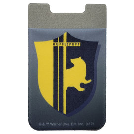 Spoontiques Phone Accessory - Harry Potter - Hufflepuff Crest Sticky Card Holder
