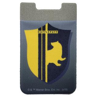 Spoontiques Accessoire pour téléphone - Harry Potter - Blason de Poufsouffle Porte-Carte Autocollant