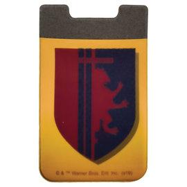 Spoontiques Accessoire pour téléphone - Harry Potter - Blason de Gryffondor Porte-Carte Autocollant