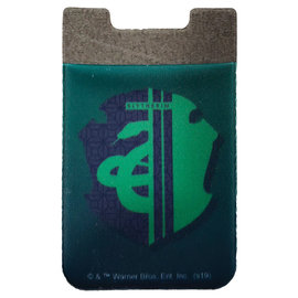 Spoontiques Phone Accessory - Harry Potter - Slytherin Crest Sticky Card Holder