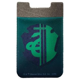 Spoontiques Accessoire pour téléphone - Harry Potter - Blason de Serpentard Porte-Carte Autocollant